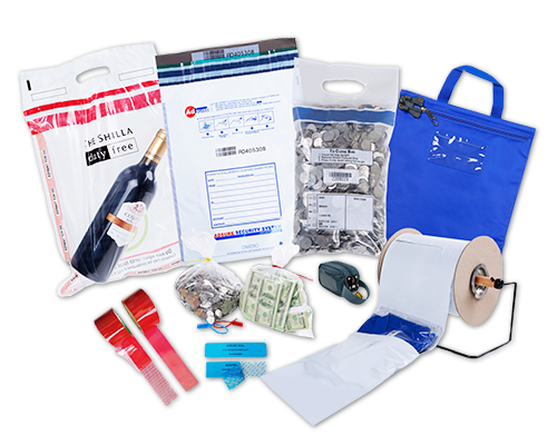 security packaging bags manufaturer