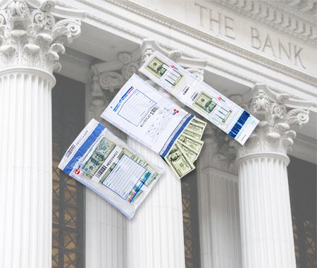 bank security bags