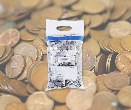 security coin bags