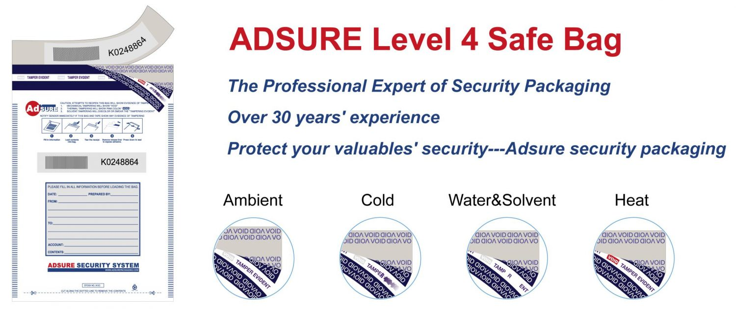 ADSURE-Level-4-security-bags