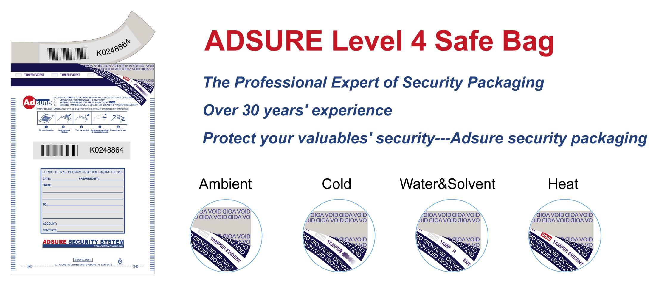 ADSURE-Level-4-security-bags