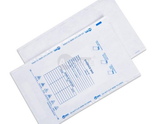 breathable police forensic evidence bags