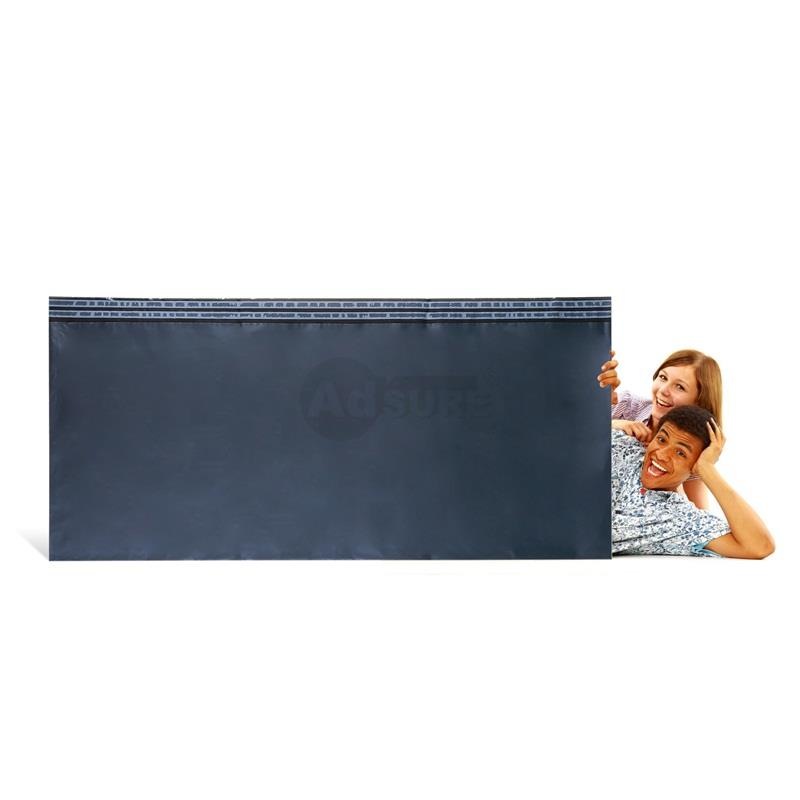 custon extra large poly mailers