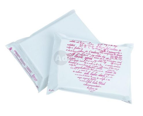 love design mailing bags