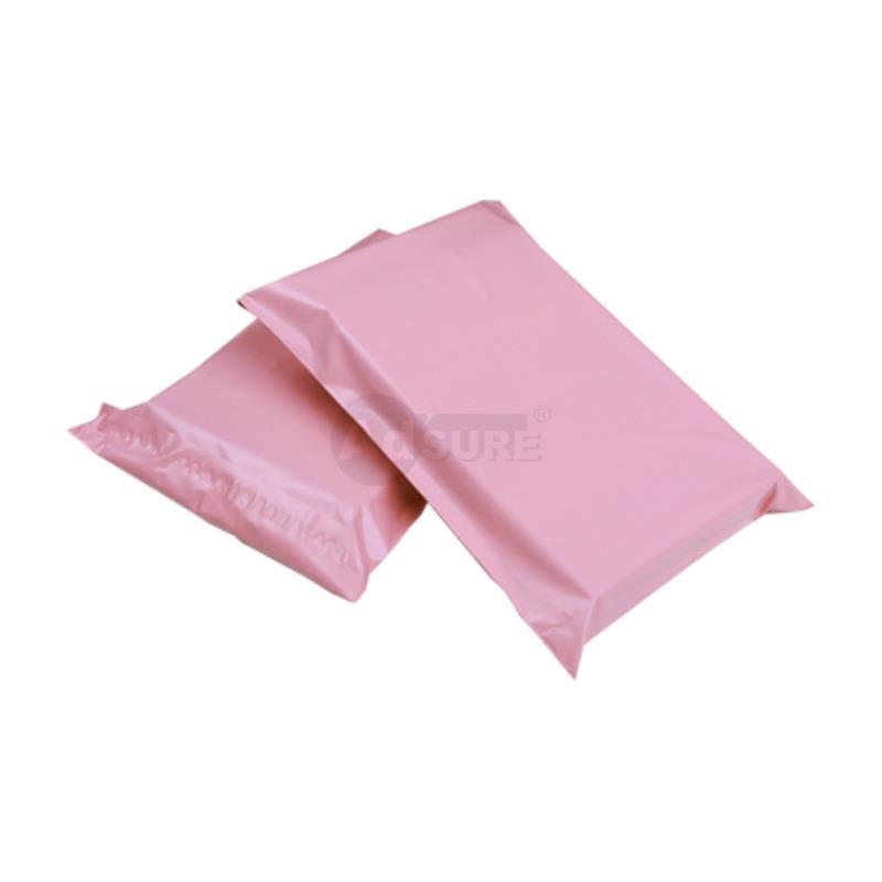 pink courier satchels
