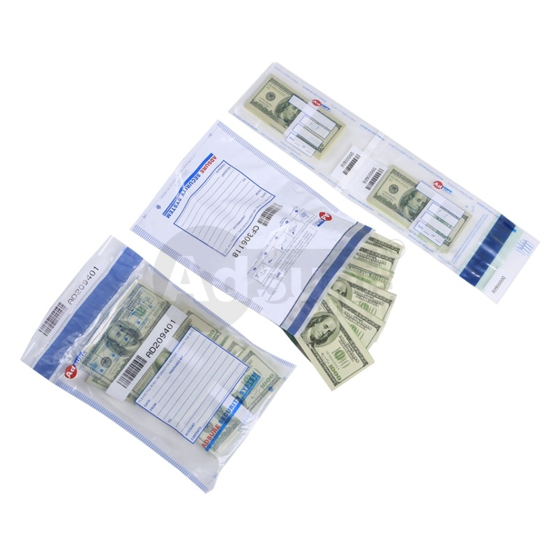 Security bank deposit Bags