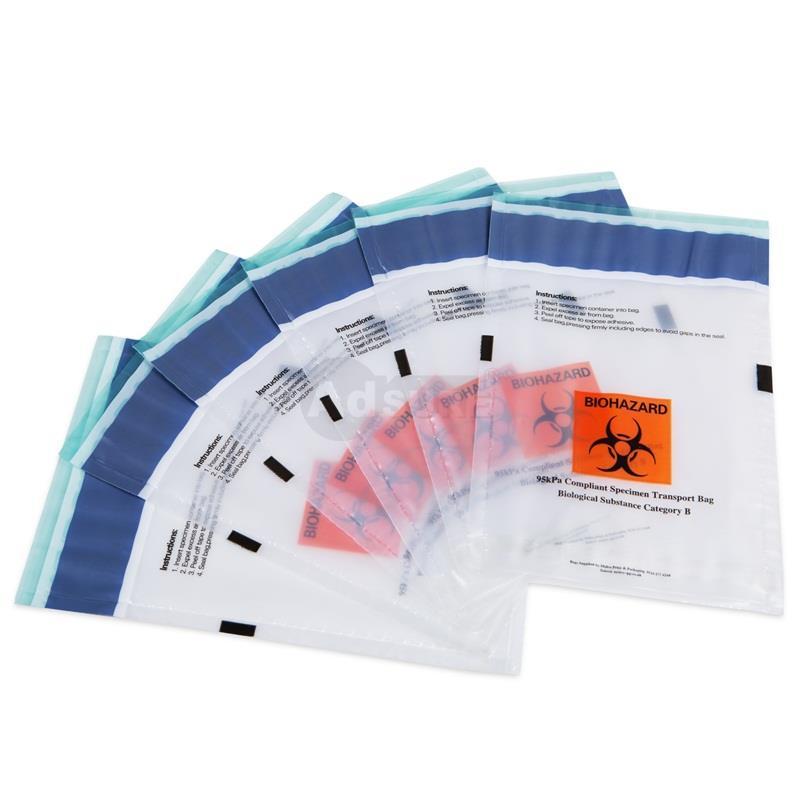 specimen evident bags