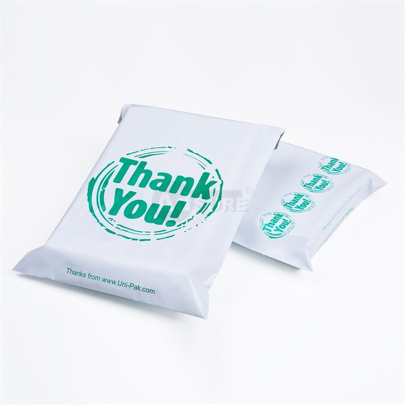 thank you design poly mailing bags
