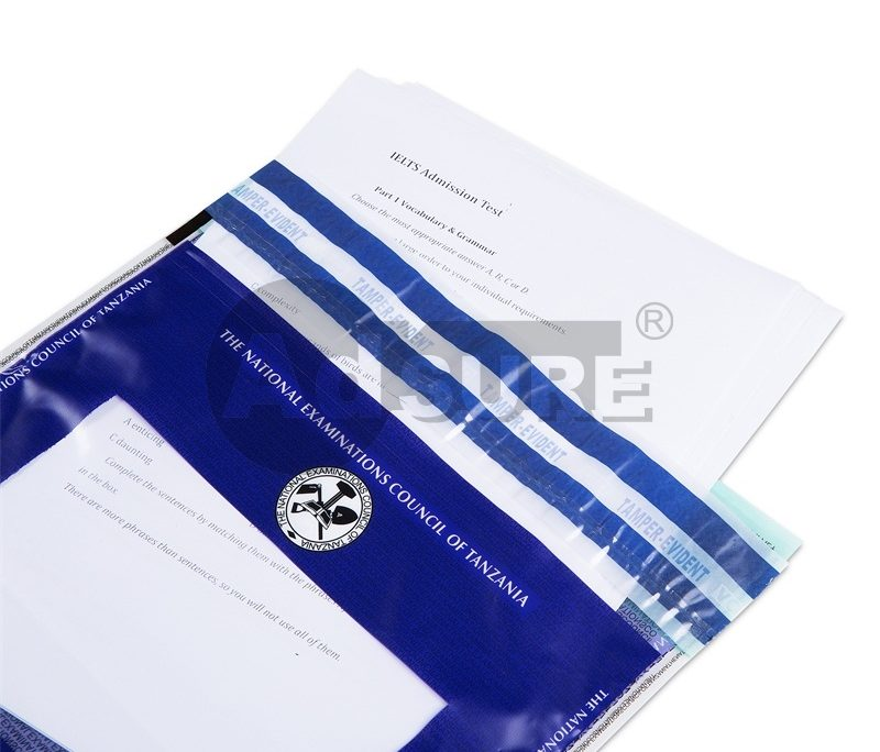 Confidential Document Bags