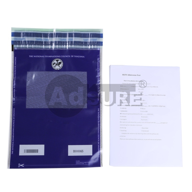 Level 4 Confidential Document Bags