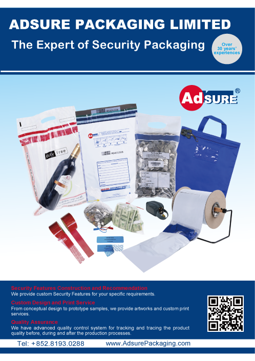 Auto Bags,ICAO STEBs,Tamper-Evident Bags,Coin Deposit Bags,Auto Pre-Opened Bags Factory