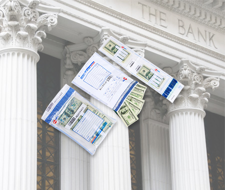 bank security bags
