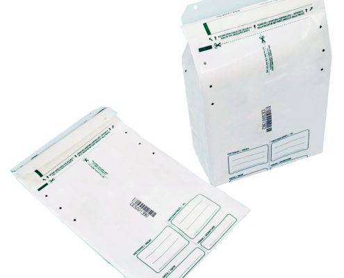 deposit bags for auto sealing