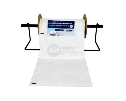 Custom White Opaque Autobag Bags On Rolls