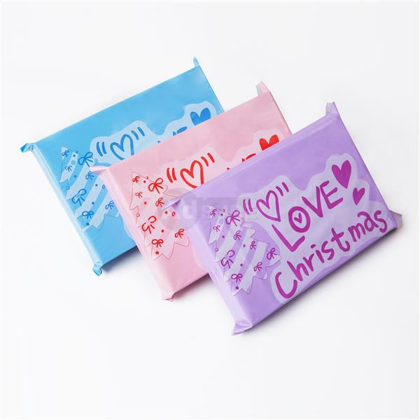 christmas design shipping bags