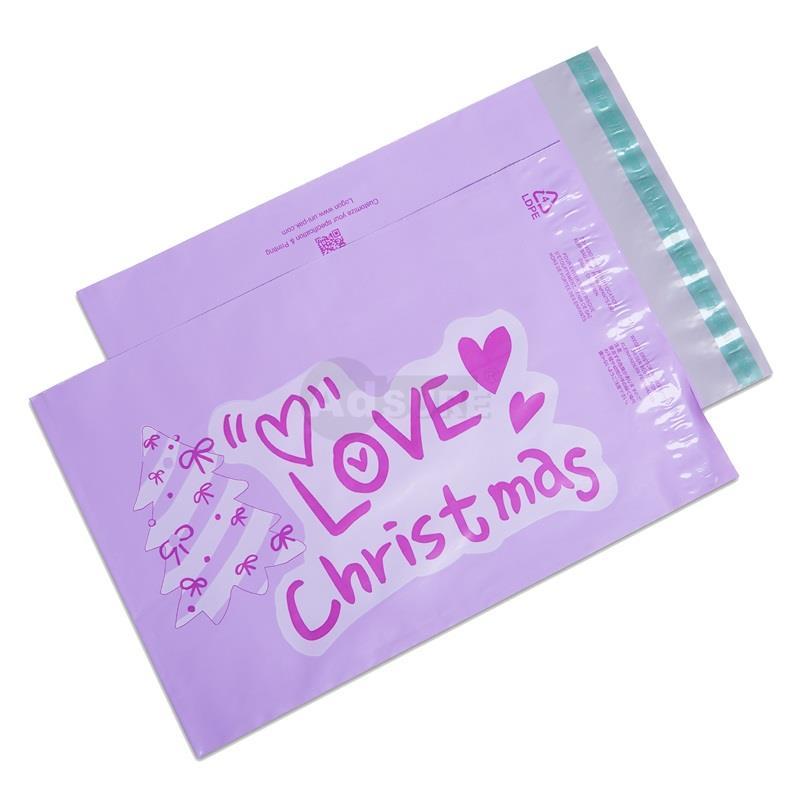 christmas mailing bags
