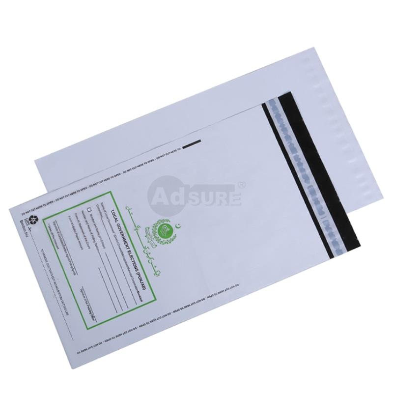 security election evident bags