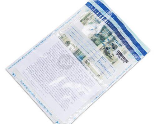 custom security chain of custody evidence bags