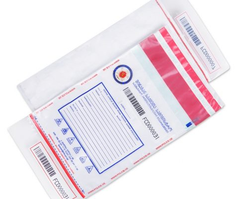 police evidence bags