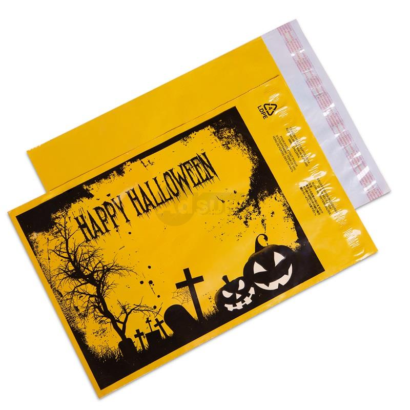 Halloween-Design-Poly-Mailers