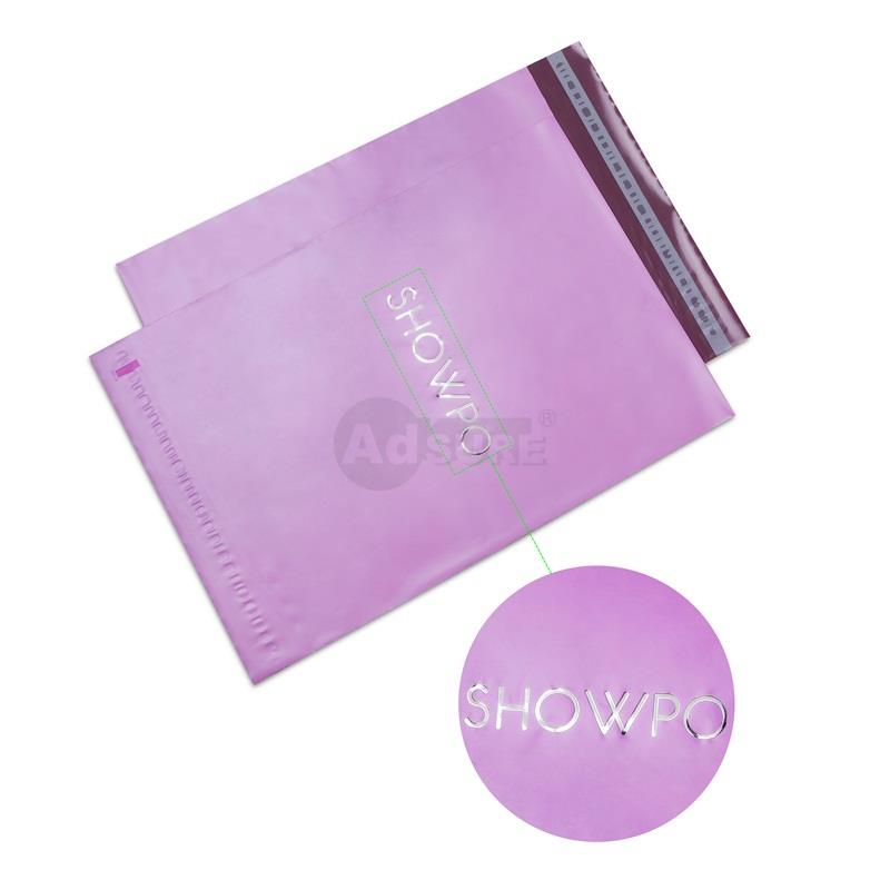 hot stamping poly mailers