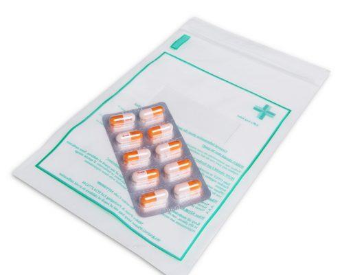 Medicine Ziplock Bags
