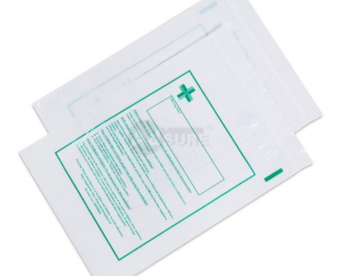 Reclosable Tablet Dispensing Bags