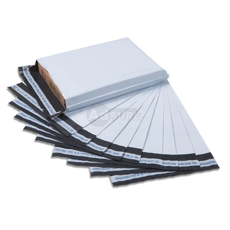 plain poly mailers