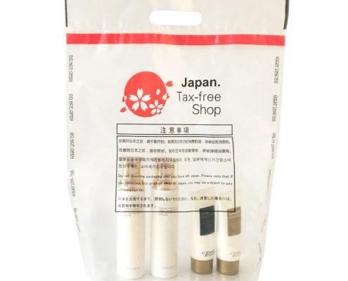 japan tax free bags