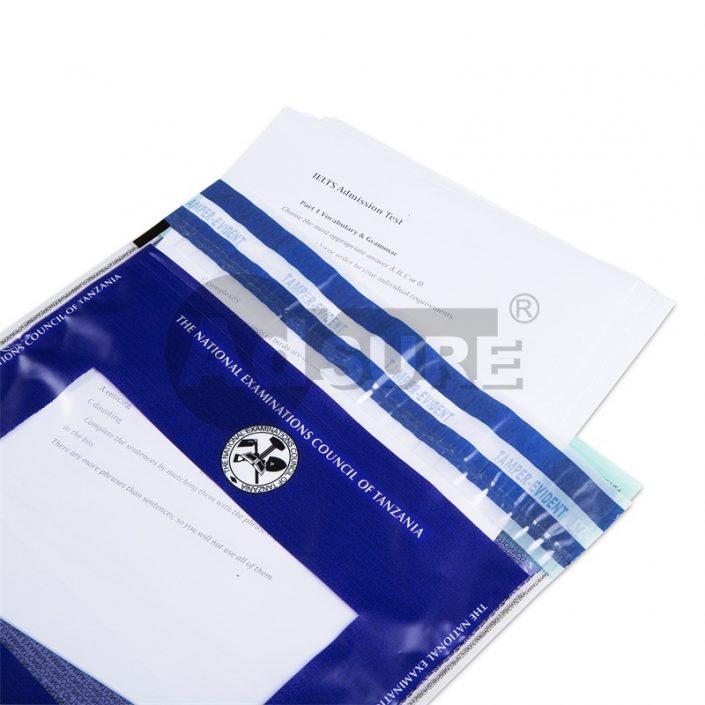 Confidential Document Bags